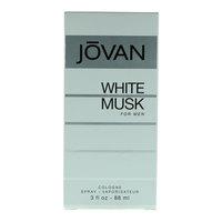 Jovan White Musk Cologne Spray For Men 88ml