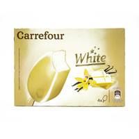Carrefour Giant Stick White 4x110 ml