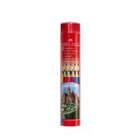 Faber Castell Color pencils 12pcs Cylinder pack