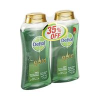 Dettol Shower Gel Dharma Green 250ML X2-35% Off