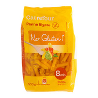 Carrefour Gluten Free Penne Pasta 500g