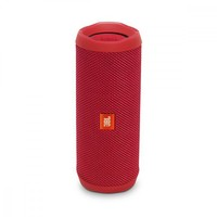 JBL Speaker Wireless FLIP4 Waterproof Red