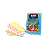 Arix Softy Cell Sponge Cloth X 3 Pieces