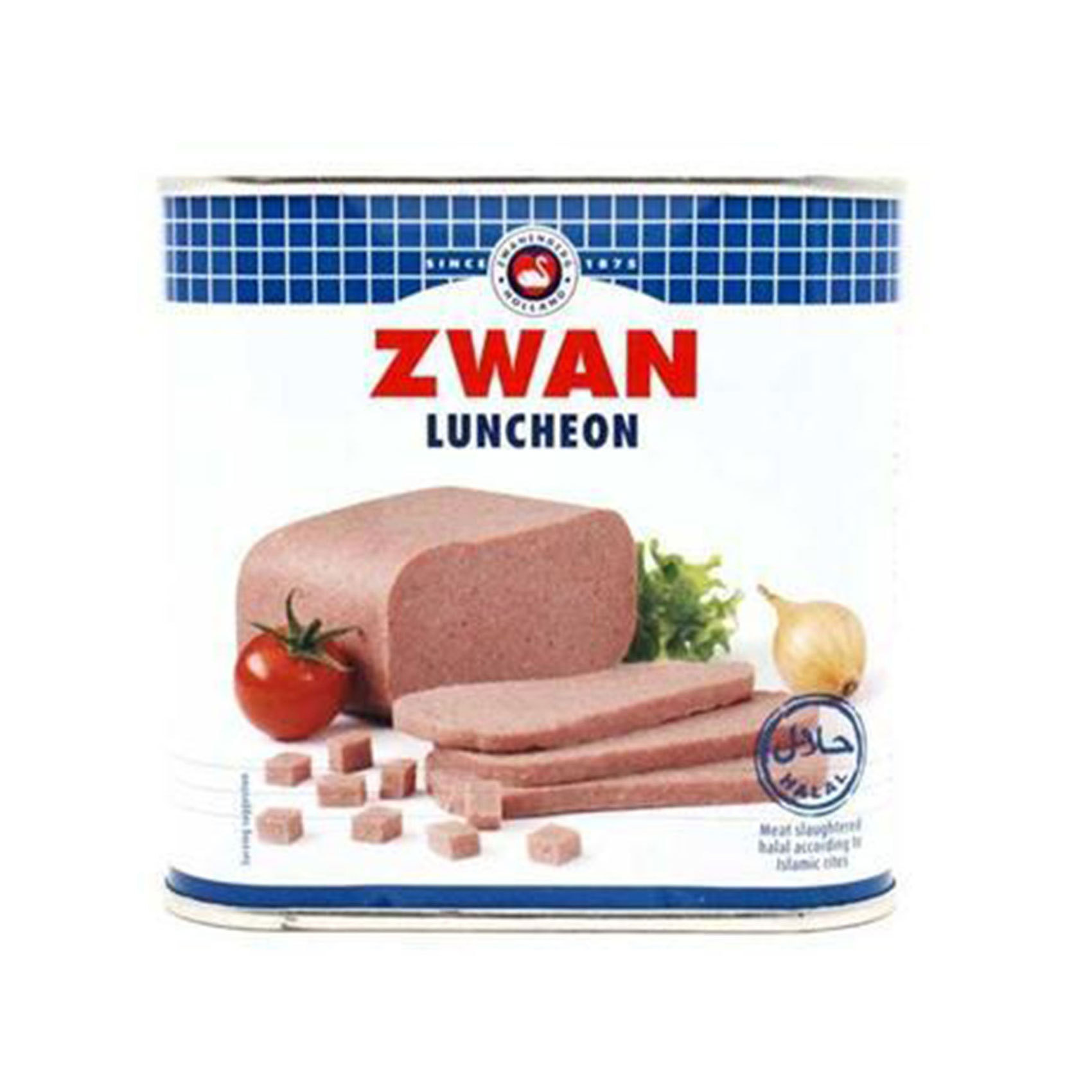 ZWAN LUNCHEON MEAT 340GR