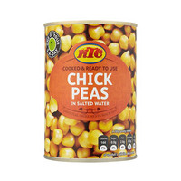Ktc Chick Peas In Salted Water 400GR
