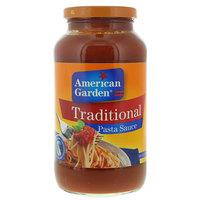 American Garden Traditional Pasta Sauce 680g