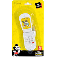 Disney Mickey Mouse 90 Th Flip Top Phone
