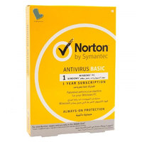 Symantec Norton Basic Antivirus 1 User