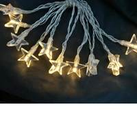 Indoor Bo Star Light Chain  10Ww Led Includ Flash 1,35M N31