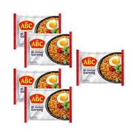 ABC Bag Fried Noodle 70GR X5