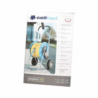 Cellfast Hose Cart Aluplus 1/2 -25 Meter