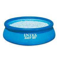 INTEX Easy Set Inflatable Swimming Paddling Pool 244 X 76 Cm