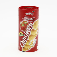 Bahlsen Crunchips Stackers Paprika 50 g