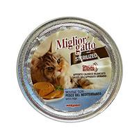 Miglior Cat Sterilized Mousse 85GR