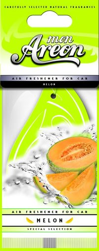 Areon Air Freshener Mon Melon Cardbaord
