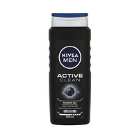 Nivea Shower Gel Foam Active Clean 500ML