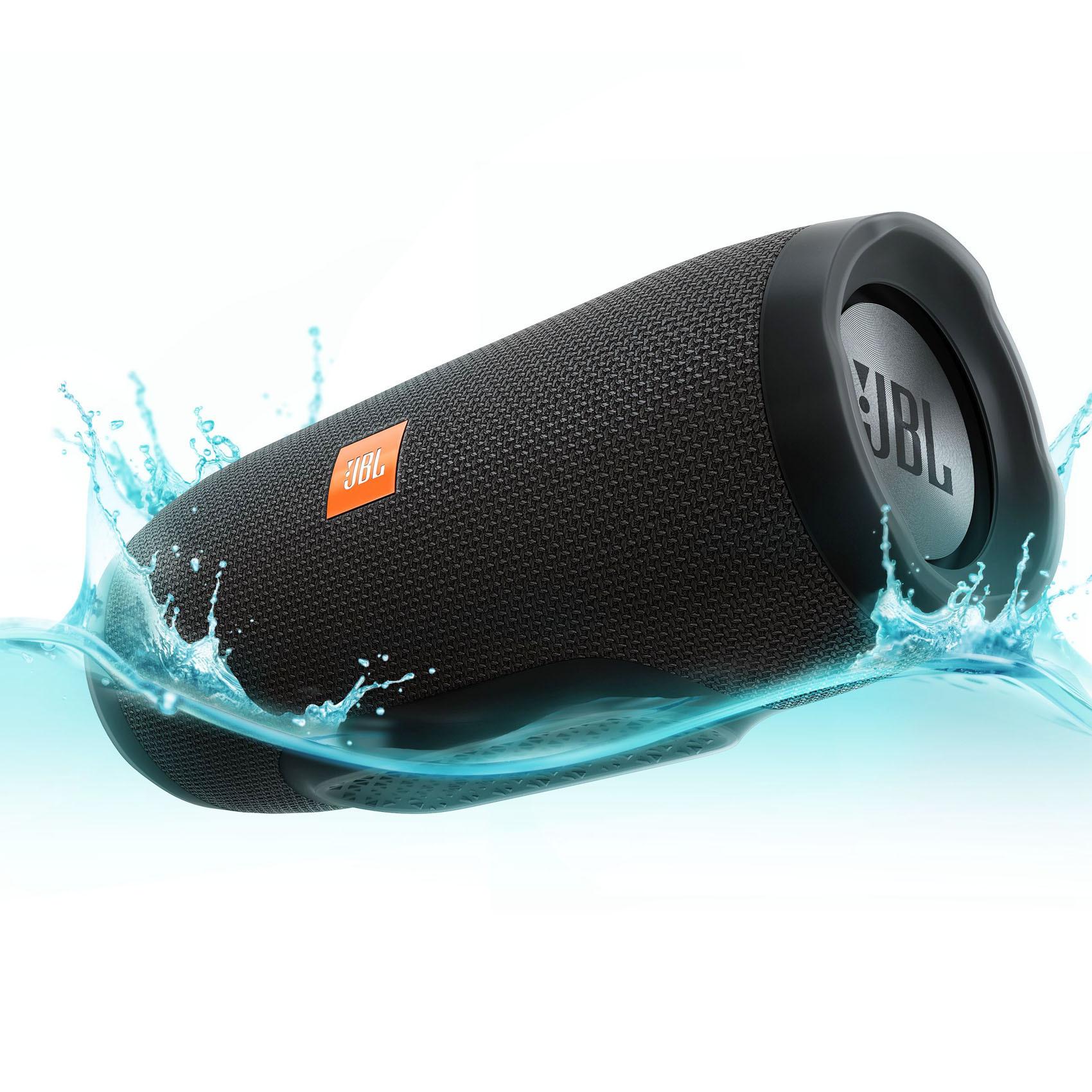 JBL MP3 SPK CHARGE 3 BK