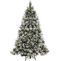 Christmas Tree - Indoor Lv 2Mtree 248Ww Led 8F N37