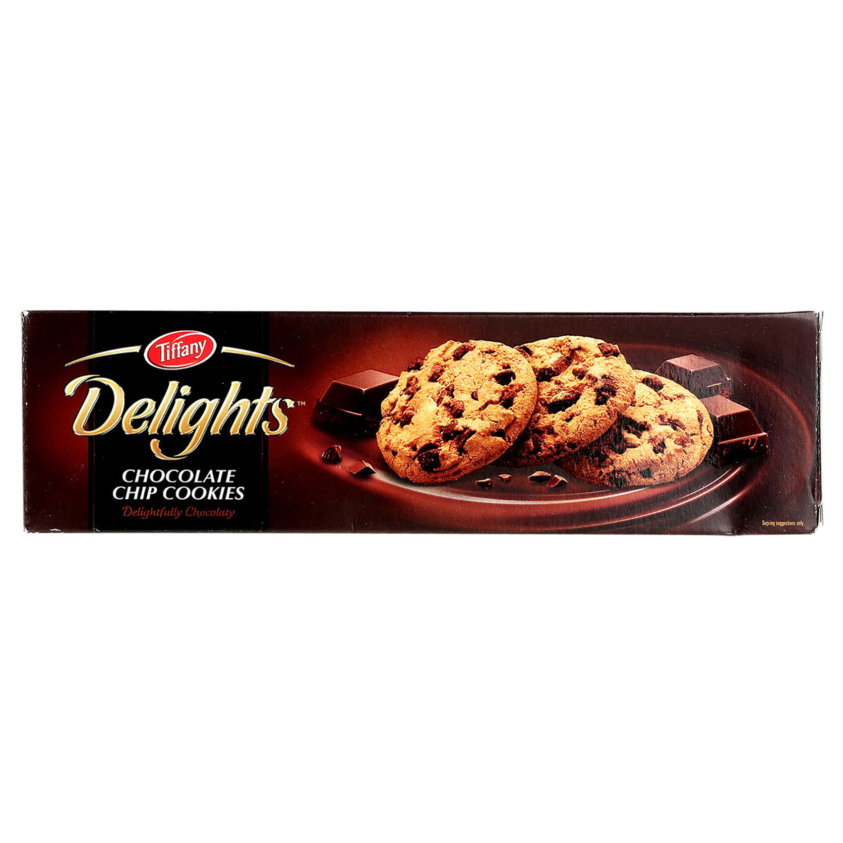 TIFFANY DELIGHT CHOCO CHIPS 100G