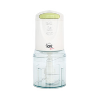 Home Electric Chopper T-615 500 ML 400 Watt White