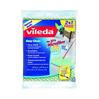 Vileda Floor Cloth 3 Pieces