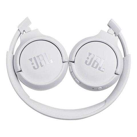 JBL HEADPHONE T500BT WHITE