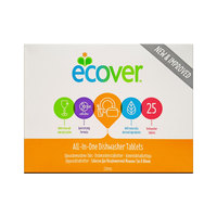 Ecover All in One Dishwasher Tablets 500 g