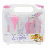 Summer Infant Health & Grooming Kit (White)