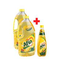 Afia Sunflower Oil 1.8L x 2 + 750ml