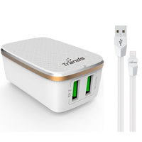 Trands Travel Charger 2 port Trad 624