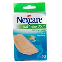 NexcareSoft N' Flex 360° 30 Bandages