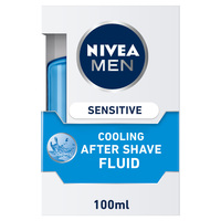 Nivea Men After Shave Fluid Sensitive Cooling 100ml