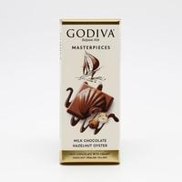 Godiva Milk Chocolate With Hazelnut 83 g
