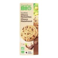 Carrefour Bio Cookies Choco Hazelnut 200g