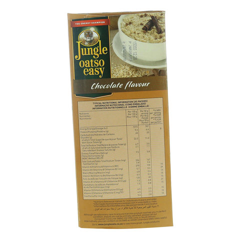 Jungle-Chocolate-Flavour-Oats-500g