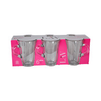 Lav Nisa Tea Mug 150 Ml 6 Pieces