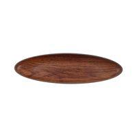 إيفلين طبق خشب إيليبسو 9× 29× 2 سم