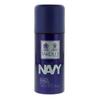 Yardley Navy Body Spray For Men 150ml