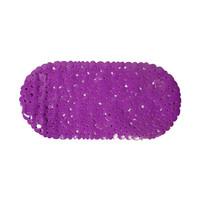 Bathlux Shower Mat 69X35 Cm Purple