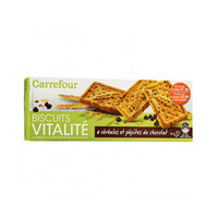 Carrefour Cereal And Chocolate Chip 200GR