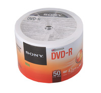 SONY Media DVD Recordable 700MB 50 Pieces