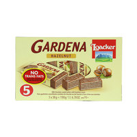 Loacker Gardena Hazelnut Wafers 190g