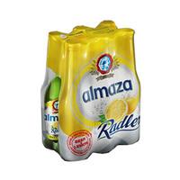 Almaza Radler Beer Bottle 33CL X6