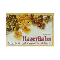 Hazer Baba Mixed Nuts Turkish Delight 250g