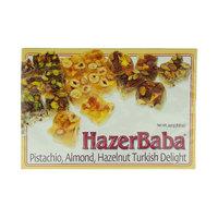 Hazer Baba Mixed Nuts Turkish Delight 250g