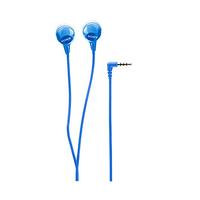 Sony In Ear Headphones Mdr Ex15lp Blue