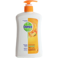 Dettol Anti-Bacterial Re-Energize Hand Wash 400ml