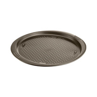 Tefal Easy Grip Bronze Perforated Pizza 34CM
