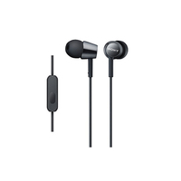 Sony Earphone MREX150AP Black