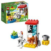 Lego Duplo Town Farm Animals